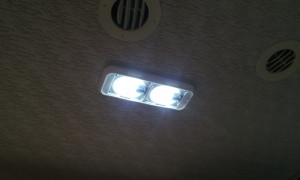 LED's from Walmart