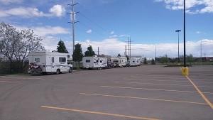 Walmart campground