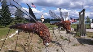 Alaskan Mosquitos