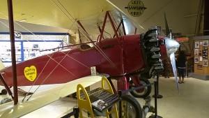 Early bush plane