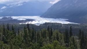 Motanuska Glacier
