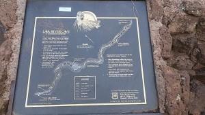 Mile long cave