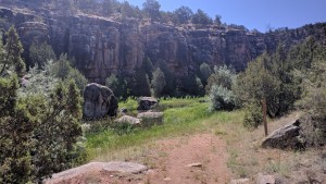 More of the canyon.