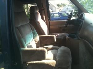 Swivel Seat 036